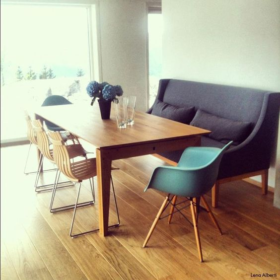 Top 5 Alternative Seating Ideas For Dining Tables The